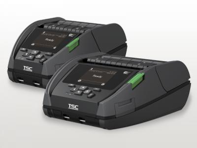 Мобильные принтеры TSC Alpha-30L и Alpha-40L для маркировки